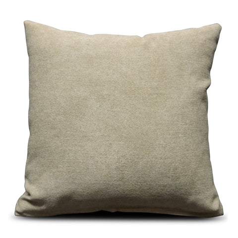 Beige Enjoy 40cm x 40cm Cushion