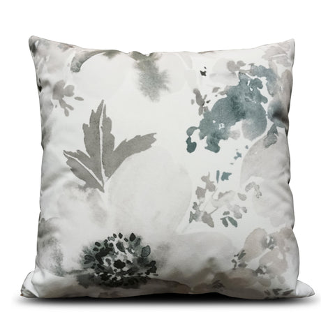 Grey Amelia 40cm x 40cm Cushion