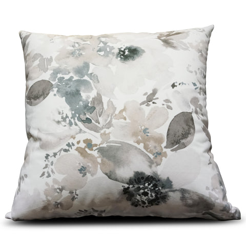 Grey Amelia 56cm x 56cm Cushion