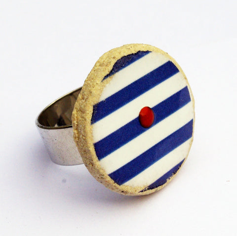 Bague Pompon - Pompom ring