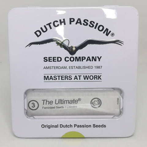 Dutch Passion - Ultimate Feminised Photo period (3 seeds )