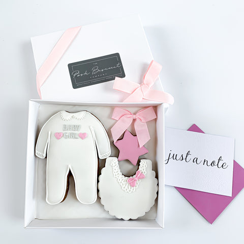 Posh Baby small gift box