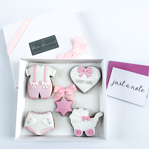 Posh Baby Set medium gift box