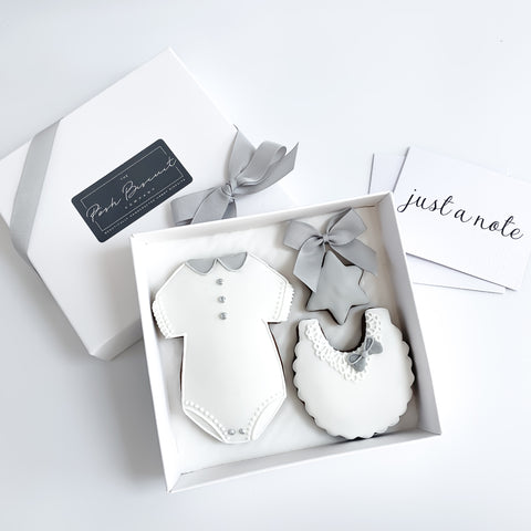 Posh New Baby small gift box