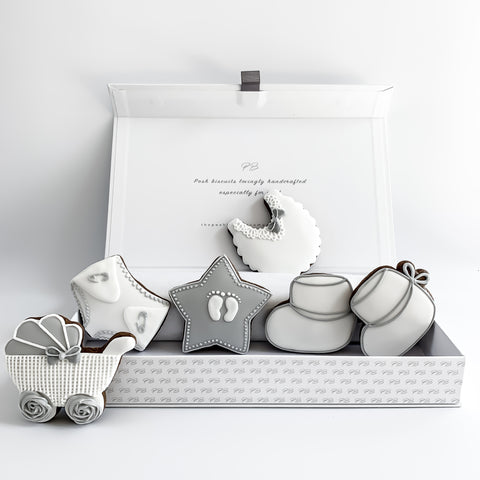 Posh Baby luxe magnetic box