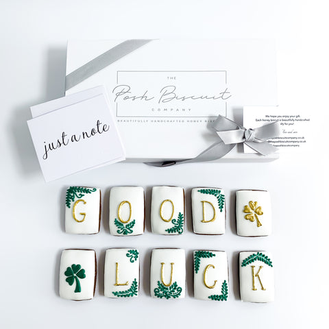 Posh Good Luck luxe magnetic box