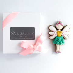 Posh Magic Fairy single biscuit gift box