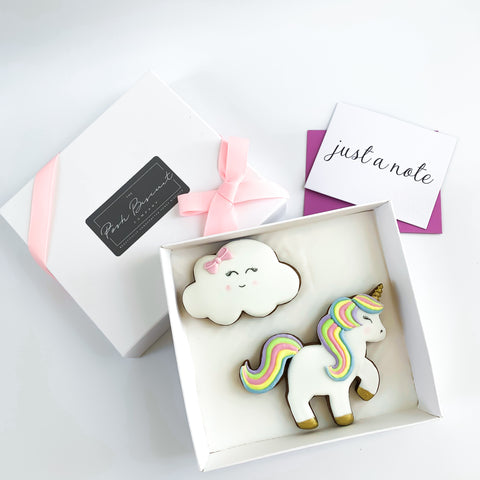 Posh Unicorn small gift box