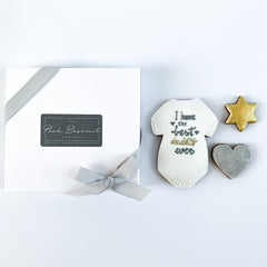 The Best Daddy Ever small gift box