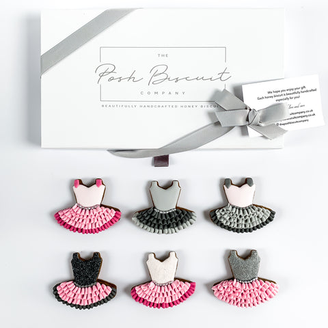 Posh Ballerina Tutu Dress luxe magnetic box