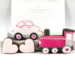 Posh Pink Toys medium gift box