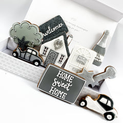 New Home luxe A4 magnetic box