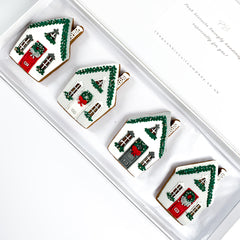 Posh Christmas House luxe magnetic box