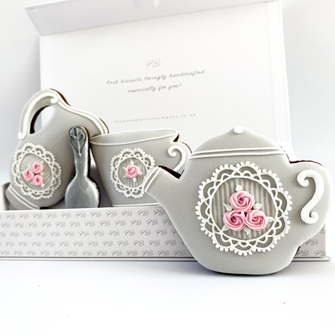 Posh Teatime luxe magnetic box