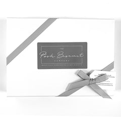 Posh Birthday Lady luxe double-layer A4 magnetic box