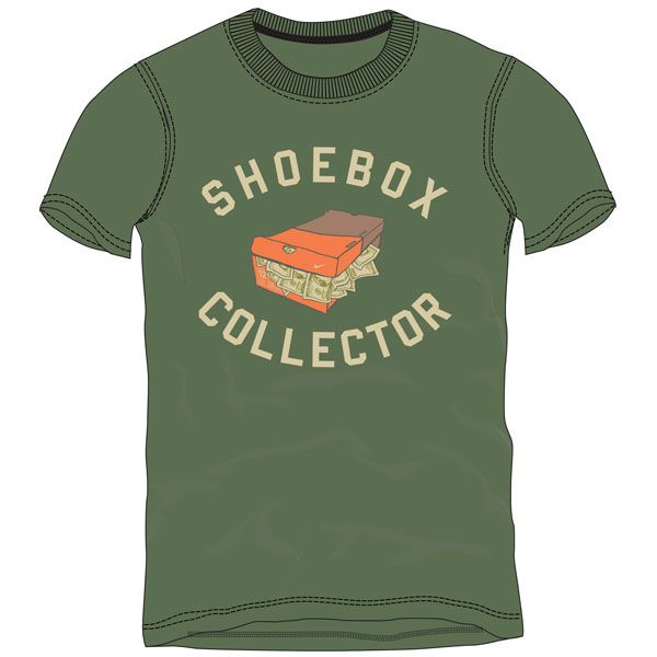 Vault Shoebox Collector (Olive)