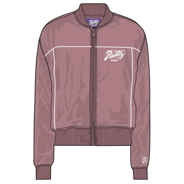 Runtz Around the World Velour Jacket (Ros)