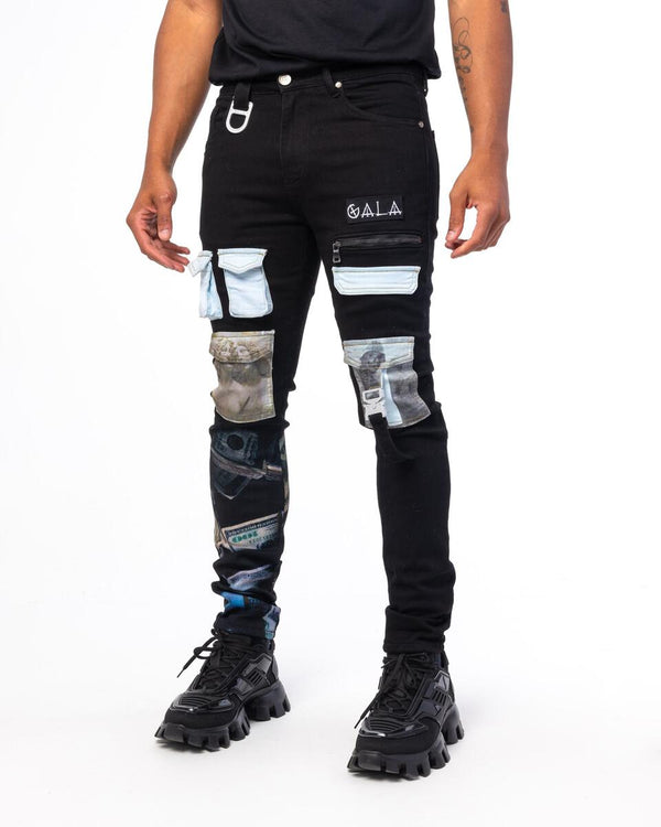 Gala Raid Tactical Denim Jeans