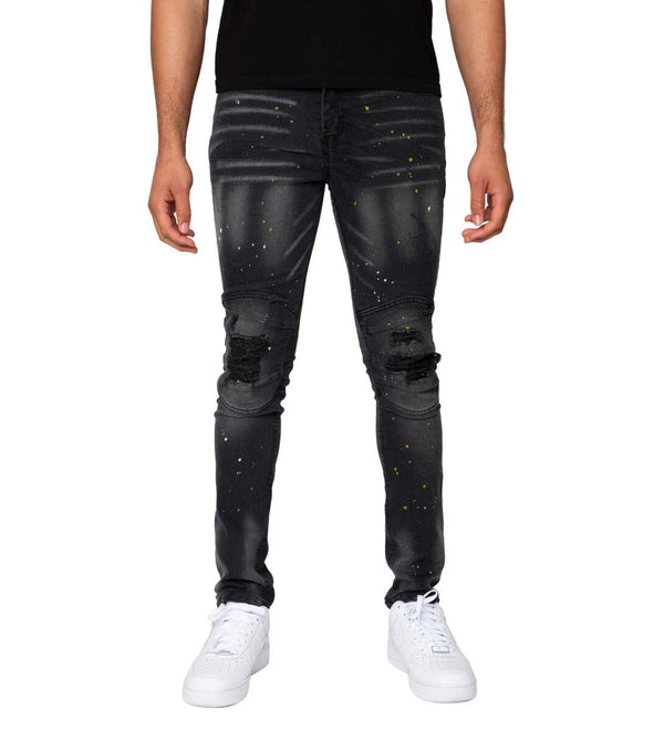 Genuine Nobel Denim Pants (Shadow)
