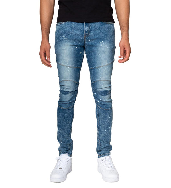 Genuine Nobel Denim Pants (Indigo)