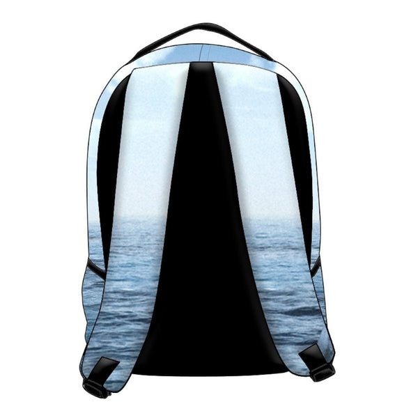 Street Approved Paper Chase Backpack (Blue)