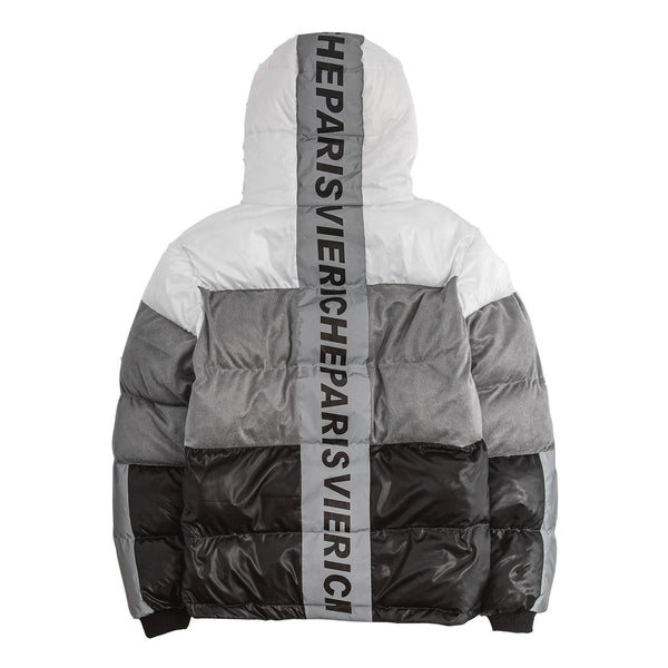 Vie Riche 3M Bubble Coat (Grey)