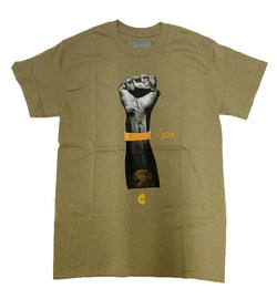 Certified Fist Tshirt (Olive)