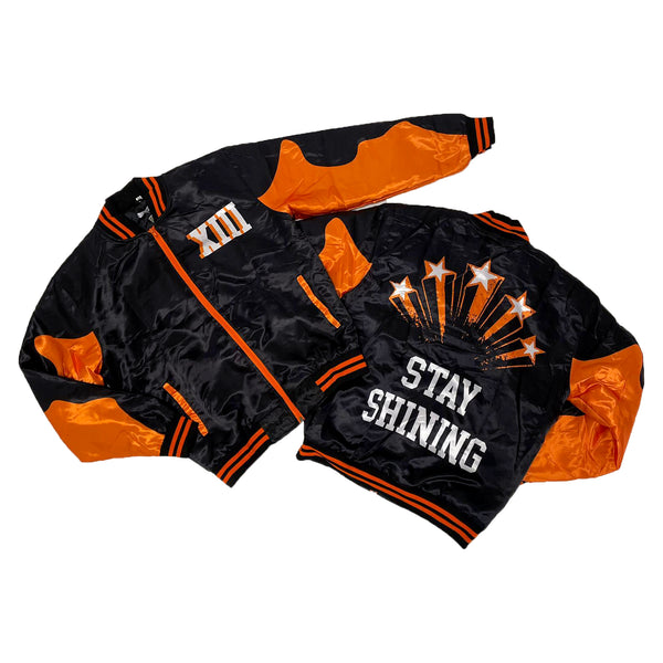 Retro Label Stay Shining Jacket (Retro 13 Starfish)