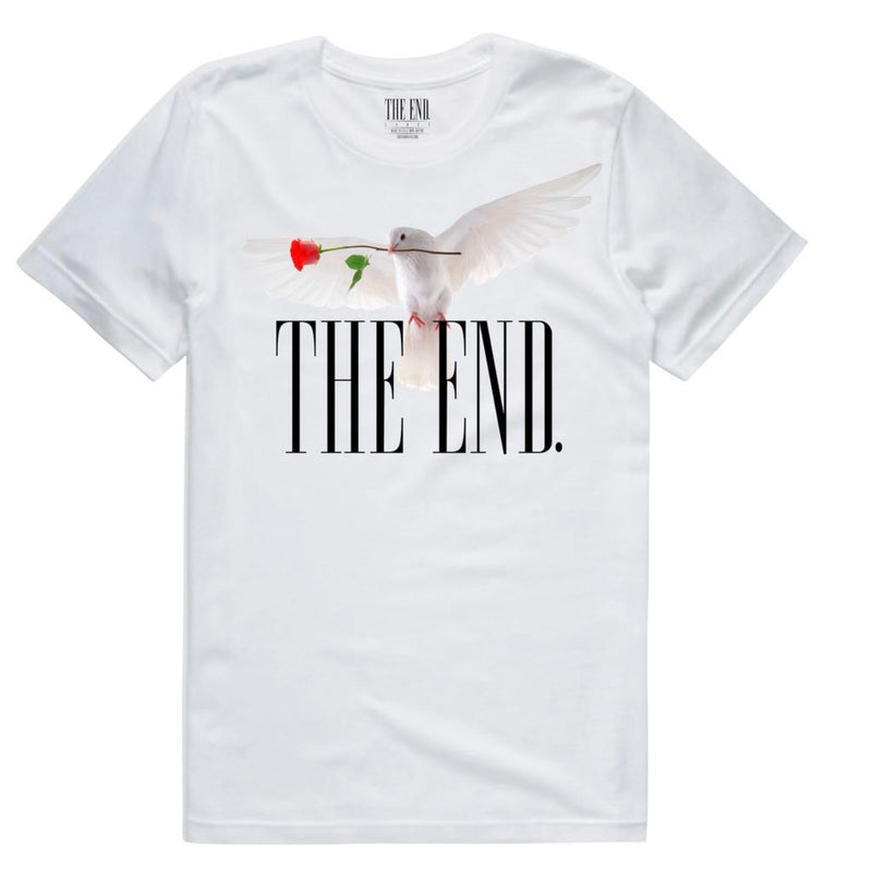 The End Dove Shirt (White)