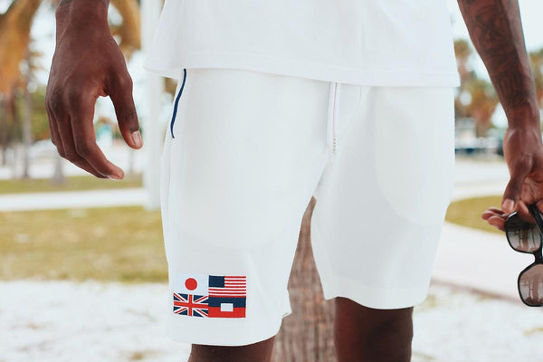 Fly Supply Trap Love Short (White)