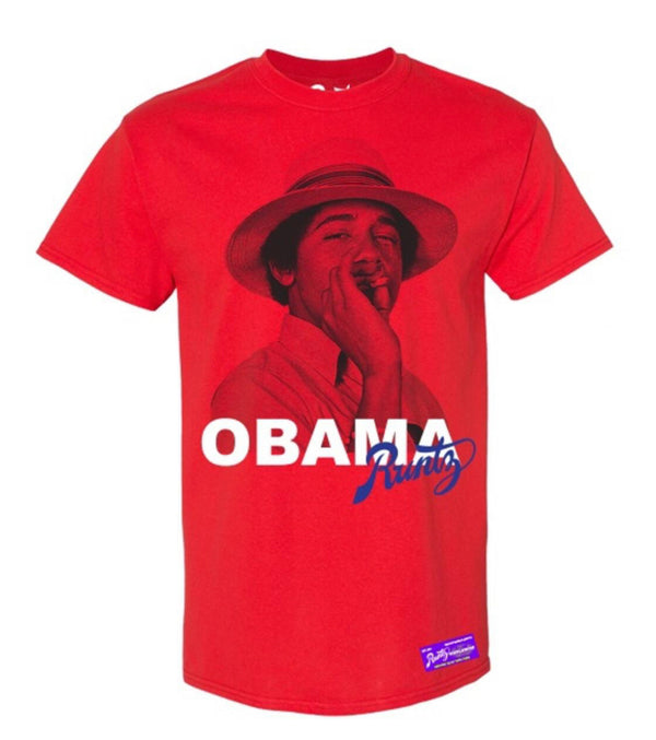 Runtz Obama Shirt (Red)