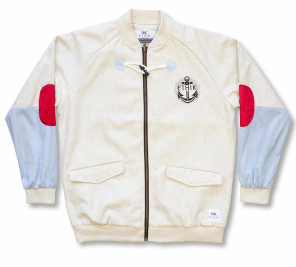 Ethik Yacht Club Jacket (Cream)