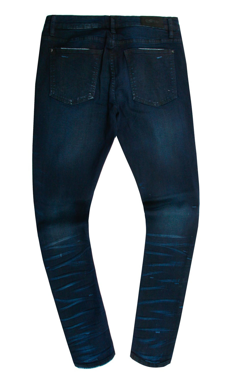 Mackeen Kush Denim Pant (Dark Wash)