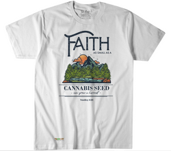Tree Boy Faith Shirt (White)