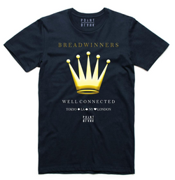 Point Blank Breadwinners Rollie Shirt (Navy)