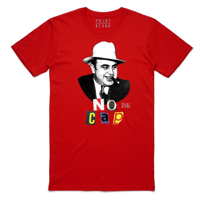 Point Blank No Cap Shirt (Red)
