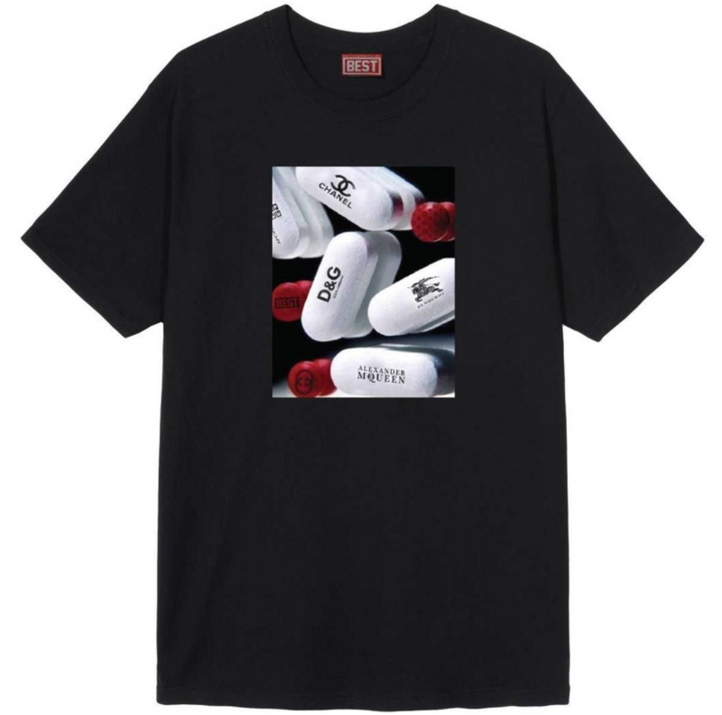 Public Display D.A.R.E. Tee (Black)