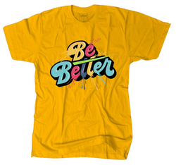 Outrnk Be Better Tee (Yellow)