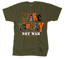 Outrnk Make Money Tee (CH Military)