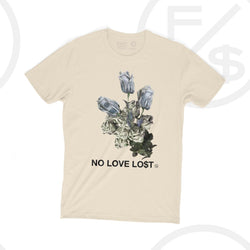 Fly Supply No Love Lost Tshirt (Cream)