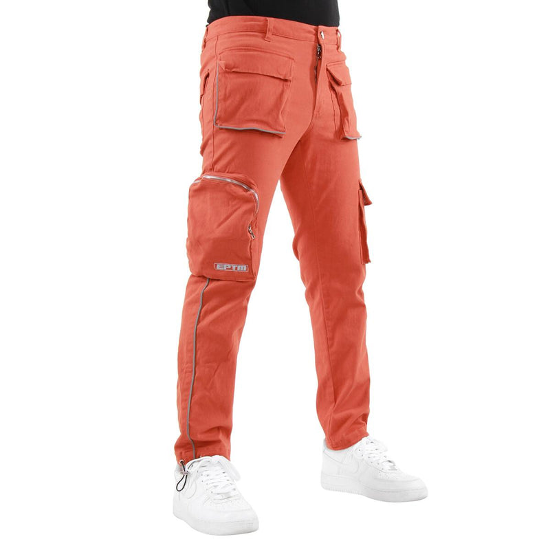 EPTM 3M Piping Cargo Pants (Orange)