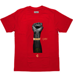Certified Fist Tshirt (Red)