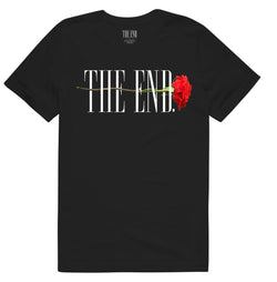 The End One Rose Shirt (Black)