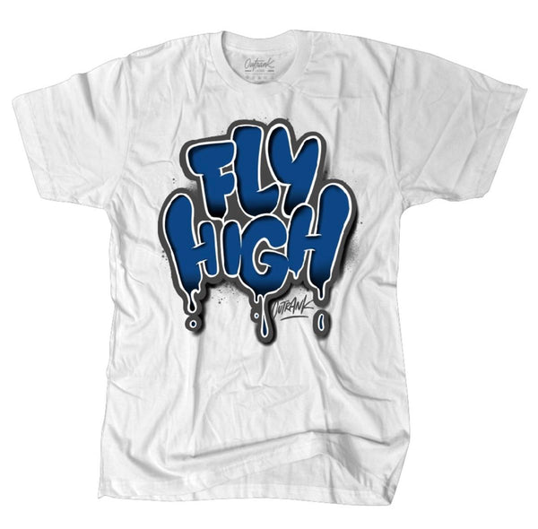 Outrnk Fly High Tee (White)