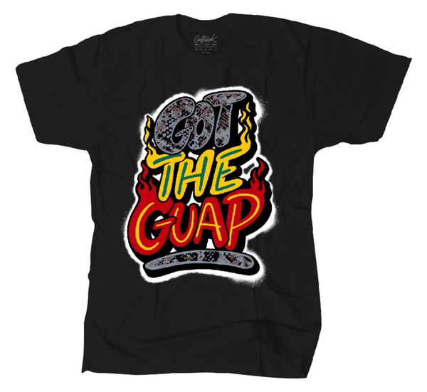 Outrnk Got The Guap Tee (Black)