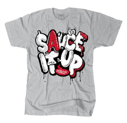 Outrnk Sauce it Up Tee (Grey)