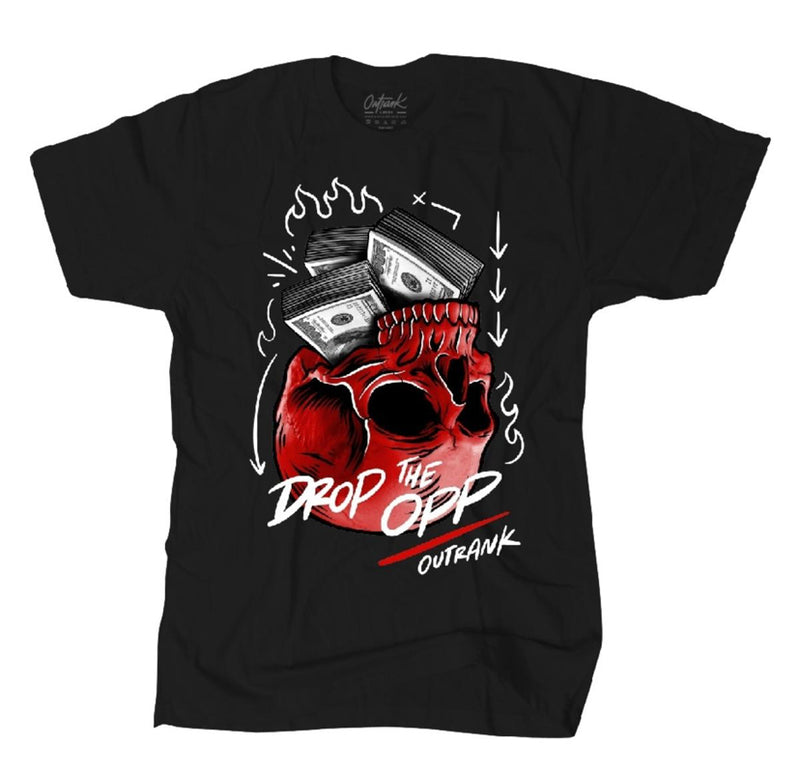 Outrnk Drop The Opp Tee (Black)