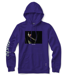 Color Bars Chainsaw Hood (Purple)