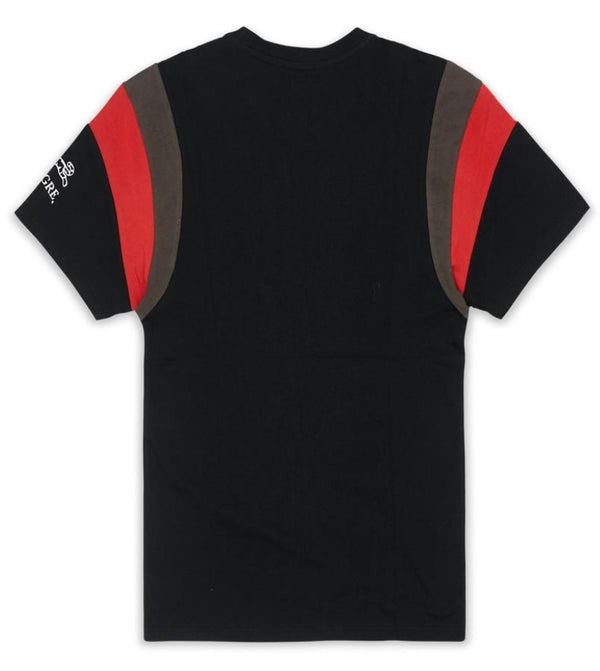 Le Tigre Booster Shirt (Black/Red)
