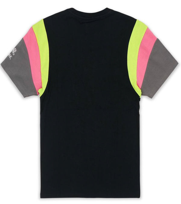 Le Tigre Booster Shirt (Black/Multi)